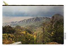 Foggy Mountain View Carry-all Pouch