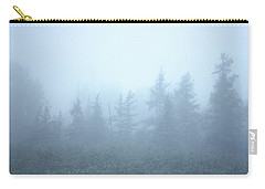 Foggy Spruce Carry-all Pouch