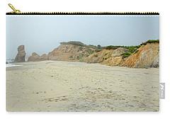 Foggy Vineyard Beach Carry-all Pouch