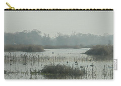 Foggy Wetlands Carry-all Pouch