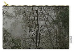 Foggy Woods Photo  Carry-all Pouch