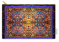 Foliage Tapestry Carry-all Pouch