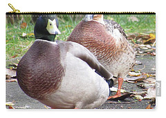 Quack..quack, Follow Me And I Follow You Later. Carry-all Pouch