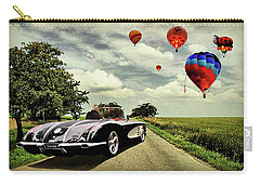 Follow That Dream Carry-all Pouch by Steven Agius