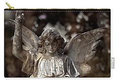 Follow The Heavenly Messenger - Christian Angel Art Carry-all Pouch