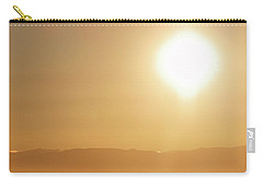 Follow The Sun Carry-all Pouch