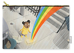 Follow Your Rainbow Carry-all Pouch