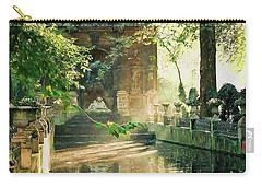 Fontaine De Medicis Carry-all Pouch