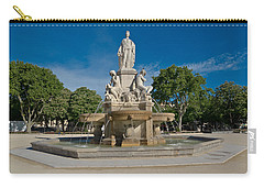 Fontaine De Pradier Carry-all Pouch