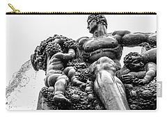 Fontana Di Piazza Solferino-1 Carry-all Pouch