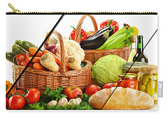 Food Collection Carry-all Pouch