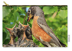 Food, Glorious Food Carry-all Pouch by Joni Eskridge