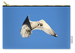 Food On The Go Carry-all Pouch by Karen Silvestri