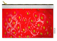 Food Photography Collection Carry-all Pouch by Modern Art Prints