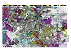 Foolish  Carry-all Pouch by Don Wright