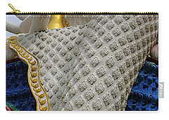 Foot Of Buddha Carry-all Pouch