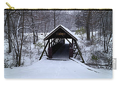 Footbridge To Wonderland Carry-all Pouch