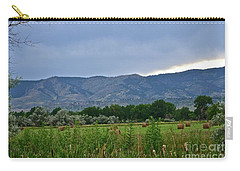 Foothills Of Fort Collins Carry-all Pouch