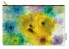 For Elise Carry-all Pouch by Joan Hartenstein
