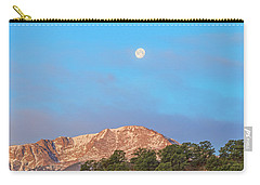 For God So Loved The World That He Created Mountains.  Carry-all Pouch