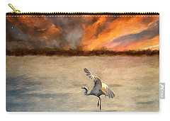 For Just This One Moment Carry-all Pouch by Lois Bryan
