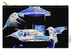 For The Birds Carry-all Pouch by Aliceann Carlton