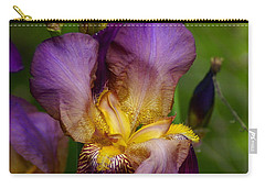 For The Love Of Iris Carry-all Pouch
