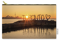 For The Love Of Toronto Carry-all Pouch