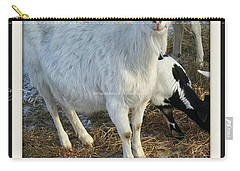 For The Love Of Wholesome Milk Carry-all Pouch