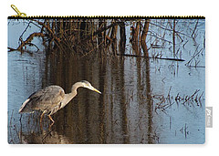 Foraging Carry-all Pouch by I'ina Van Lawick