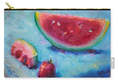 Forbidden Fruit Carry-all Pouch
