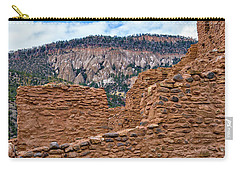Forbidding Cliffs Carry-all Pouch