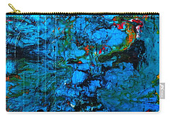 Forces Of Nature Carry-all Pouch