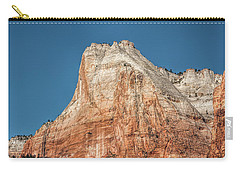 Carry-all Pouch featuring the photograph Forces Of Nature by John M Bailey