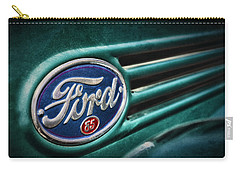 Ford 85 Carry-all Pouch by Caitlyn Grasso