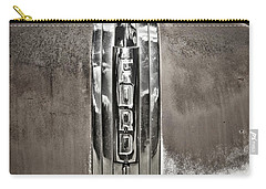 Ford Chrome Grille Carry-all Pouch