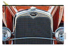 Carry-all Pouch featuring the photograph Ford Coupe by Brad Allen Fine Art