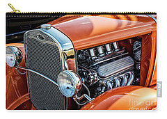 Carry-all Pouch featuring the photograph Ford Coupe II by Brad Allen Fine Art