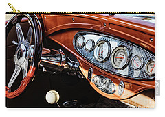 Carry-all Pouch featuring the photograph Ford Coupe IIi by Brad Allen Fine Art