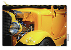 Carry-all Pouch featuring the photograph Ford Hot-rod by Jeremy Lavender Photography