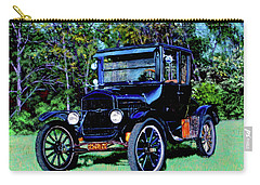 Ford Model T Carry-all Pouch
