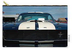 Ford Mustang 2 Carry-all Pouch by Mark Dodd