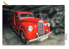 Carry-all Pouch featuring the photograph Ford Prefect by Charuhas Images