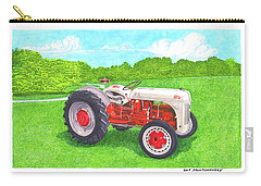 Ford Tractor 1941 Carry-all Pouch by Jack Pumphrey