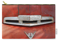 Ford V8 Emblem Carry-all Pouch
