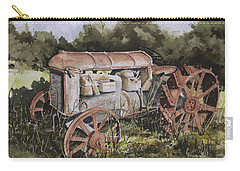 Fordson Model F Carry-all Pouch by Sam Sidders