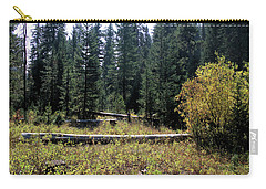 Forest Clearing Carry-all Pouch