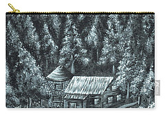 Forest Cottage Carry-all Pouch