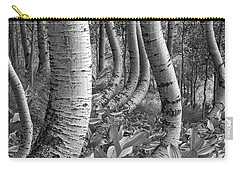 Forest Curves Carry-all Pouch