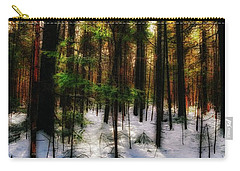 Forest Dawn Carry-all Pouch